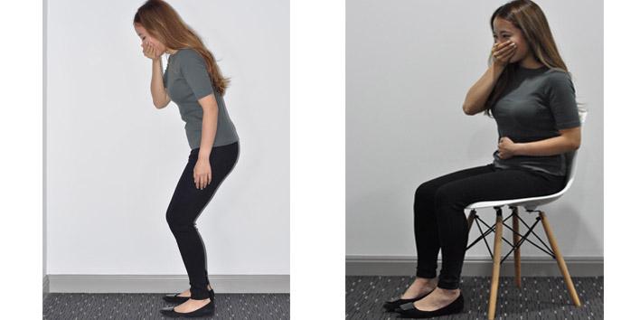 脊醫分享:打噴嚏致椎間盤突出? 2招動作保健脊椎