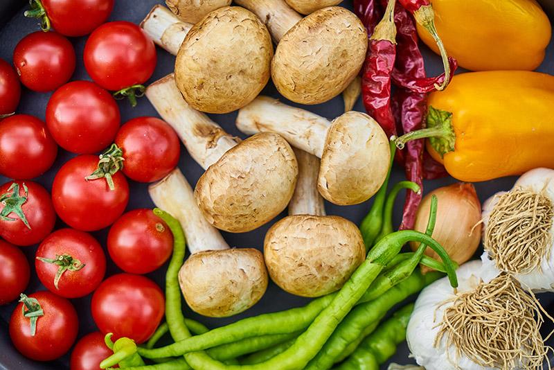 素食V.S.地中海飲食 哪一種較健康?