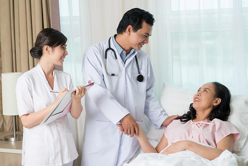 一對一免費癌症諮詢計劃  助癌症患者決定治療方案