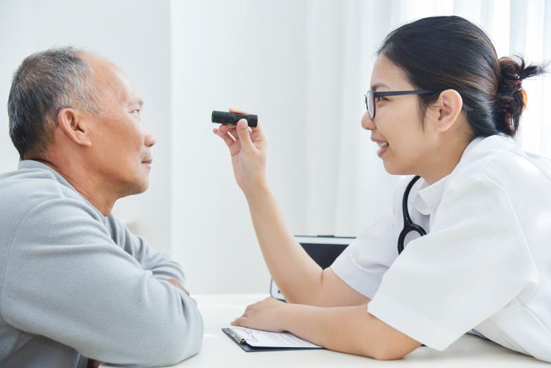【及早檢驗降眼疾風險】調查:80%受訪長者使用醫療券作眼科檢查