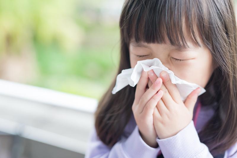 感冒定流感?家長要識分辦兒童流感症狀