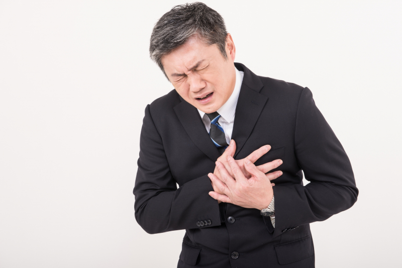 消化不良竟是心臟病症狀?留意4大身體警號