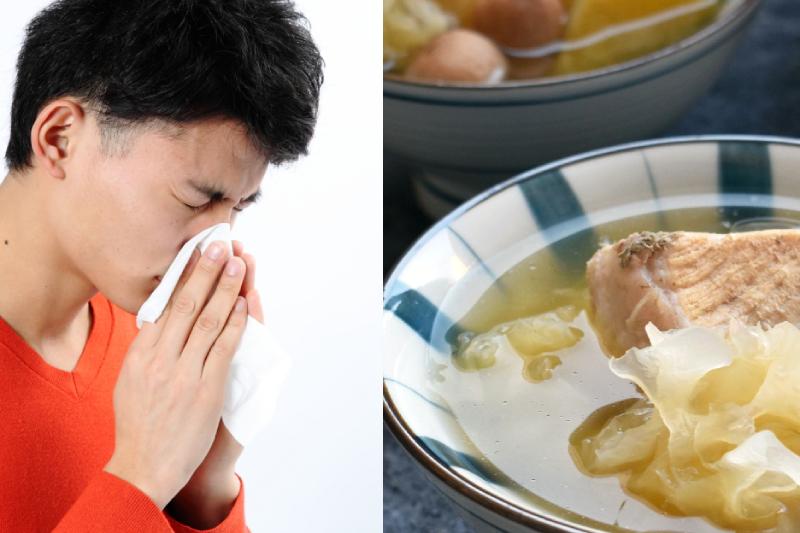 轉季恩物!6個舒緩鼻敏感症狀食譜