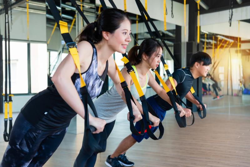 投奔初夏必做 7個瘦身運動