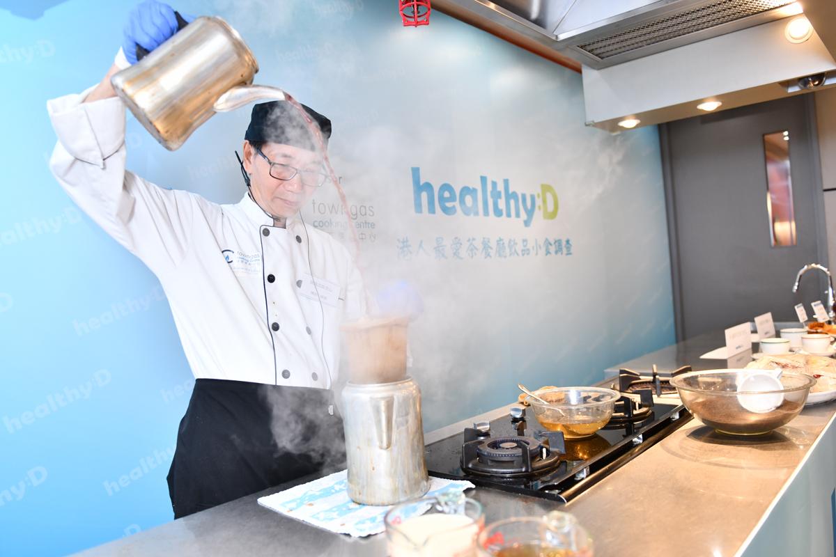 【healthyD「至愛港式飲品小食調查」結果】港人懶理卡路里爆燈 8 成人不能缺少茶餐廳