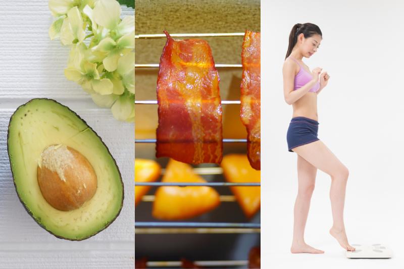 【瘦身攻略】生酮飲食法減肥原理 4個簡易餐單推介