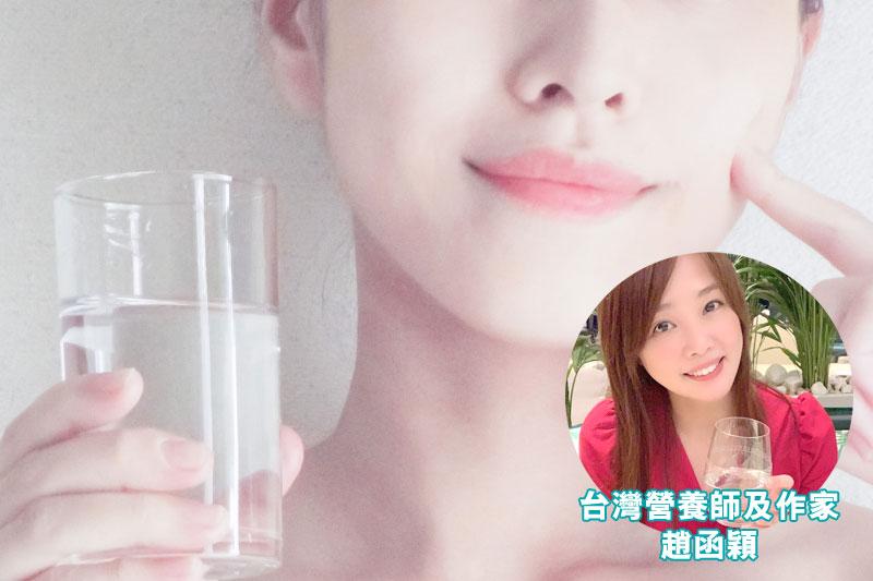 營養師推薦瘦身大法 日飲8杯水一個月減肥5KG