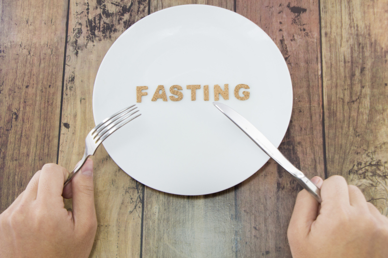 簡單快速減肥法!單靠調節飲食 36小時斷食法瘦身超見效