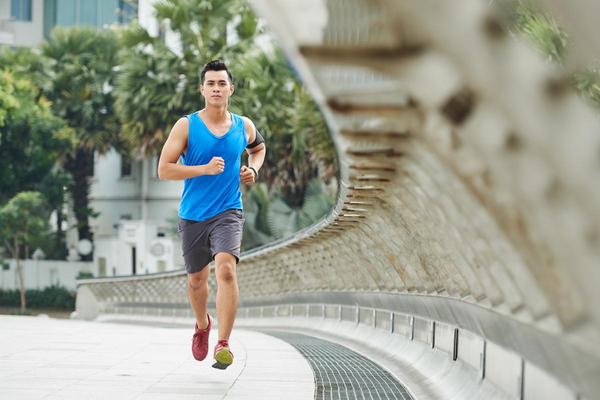 跑步易氣喘 原來係心有事?