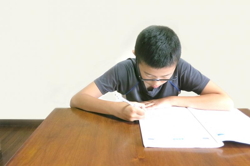 教兒子做中文功課 32歲媽媽激到心肌梗塞
