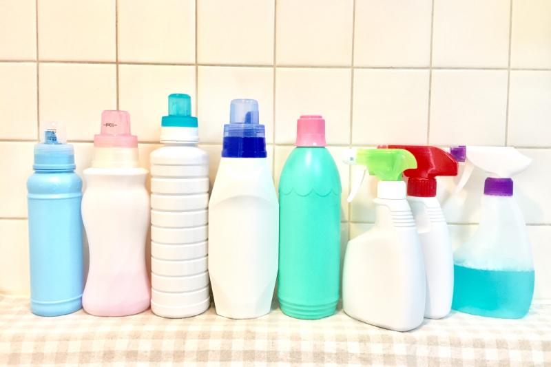 【大掃除攻略】漂白劑亂溝可致命  3種物質不可混合使用