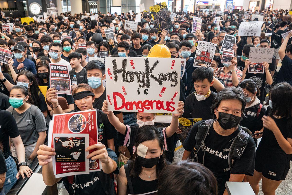 《刺針》研究:香港的社會動盪影響精神健康  患抑鬱症人數比五年前高五倍