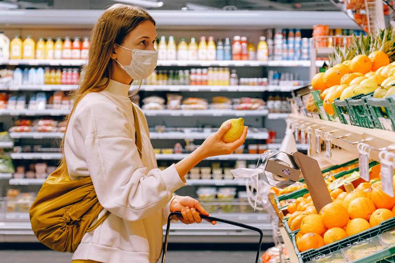 【新冠肺炎】超市購物防疫法 5大衛生重點要注意