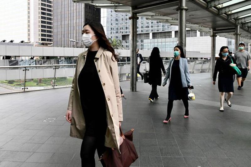 【新冠肺炎】中大研究發現保持社交距離有助減慢病毒傳播