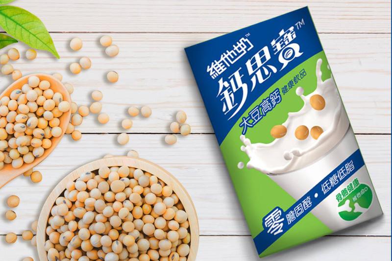 【食物安全】包裝紙受污染 維他奶回收鈣思寶高鈣原味豆奶