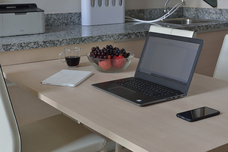【在家工作】嶺大研究:逾8成港人傾向每周最少1天在家工作