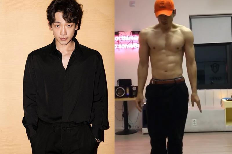 【吃出好身材】韓星Rain跳舞片騷肌肉 必食7種增肌食物