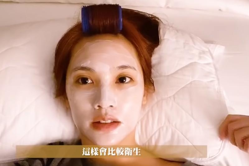【臉部保養方法】楊丞琳拍片教保養心得 早上用清水洗臉