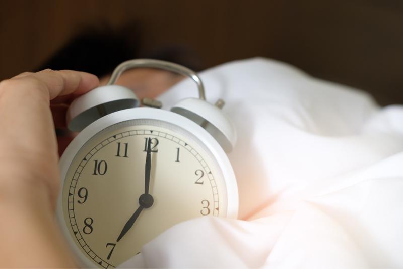 【健康睡眠時間】美國研究:睡眠不足易致憤怒感增加