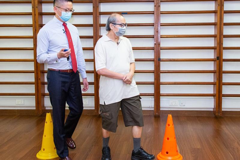 【中風康復】理大研究:「身心並用」中風康復訓練助減少跌倒