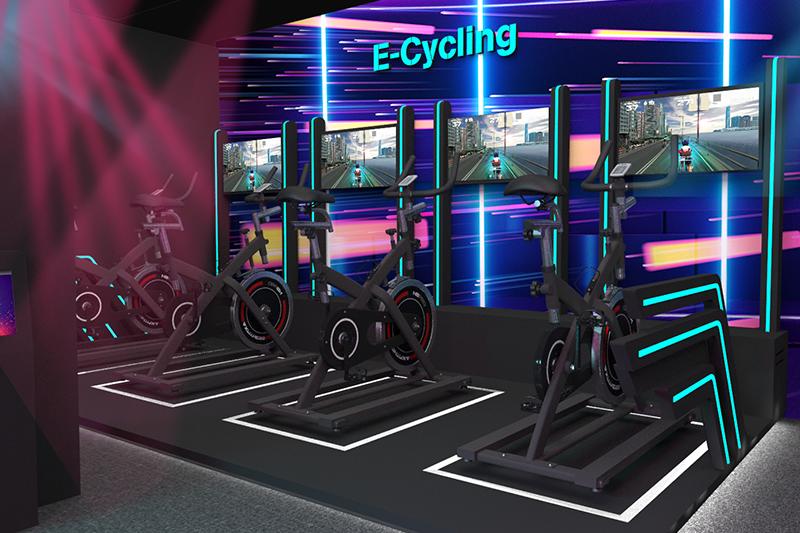 香港首個「運動」X「電競」主題競技館 體驗美國國家隊滑雪訓練