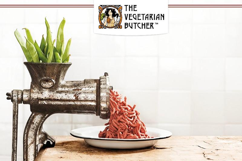 荷蘭「植系肉」引入香港 以植物蛋白質為原料完美還原肉類質感