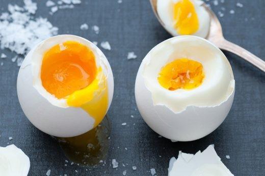 營養師教你改善失眠的4種食物-雞蛋