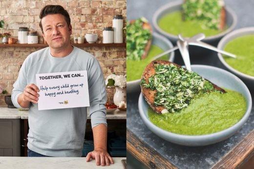 Jamie Oliver成功減12公斤