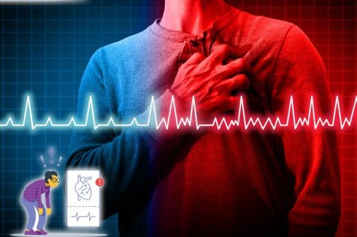 心房顫動可致中風-心跳紊亂1