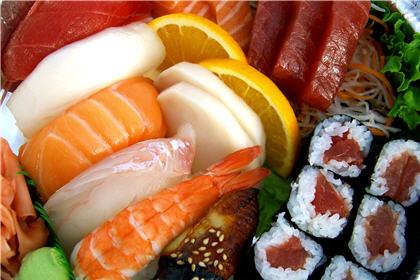 孕婦應少吃魚生