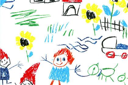 孩子畫中的世界(下)