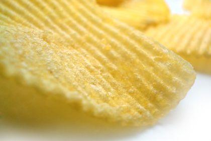 睇真:D 高纖薯片健康:D?