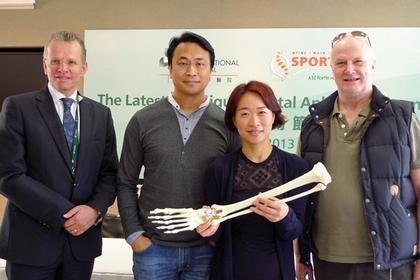 新一代全踝關節置換術 康復快 靈活度高