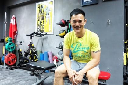 追夢教練  由健身到健力士