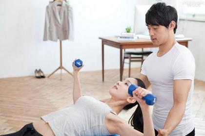 Couple Workout! 情人節甜蜜行動