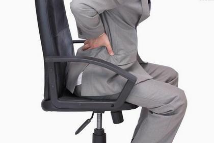 【辦公室伸展三式】3分鐘擊走腰痠背痛