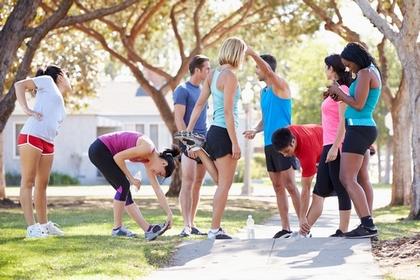 跑步肌肉免痛法!