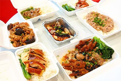 【飲食危機】蒸飯隱藏高脂危機 脂肪甚至比燒味高 蒸肉餅高切雞逾兩倍