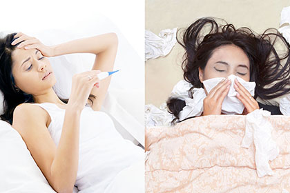 《健康講呢D》 傷風定流感, 究竟點樣分?