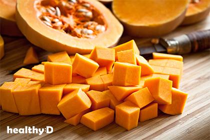 南瓜的7個好處 升糖指數低有助減肥去水腫