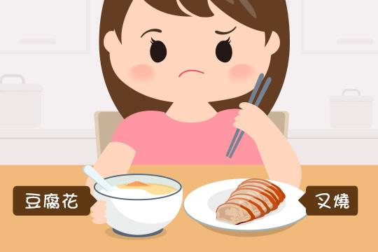 減肥都食得甜品燒味