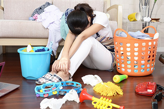 產後壓力爆煲?專家教新手媽媽紓壓5招