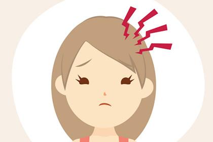 紓緩痛症:頭痛篇 中醫教你按5個穴位KO頭痛