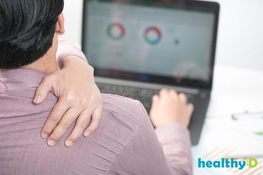 【有片】KO肩頸痛(2):放鬆肩胛提肌