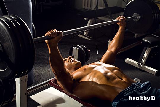 【運動訓練】你推胸正確嗎?認清目標肌肉!