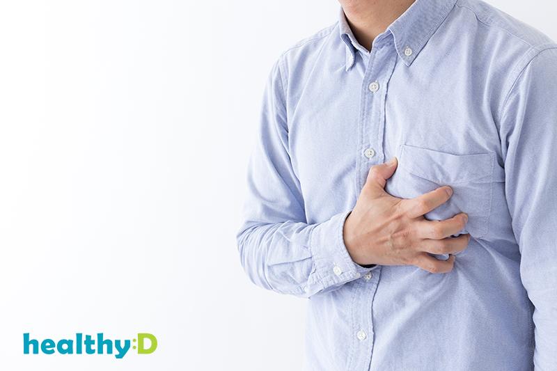 胸口隱隱作痛?肋骨炎4個高危因素