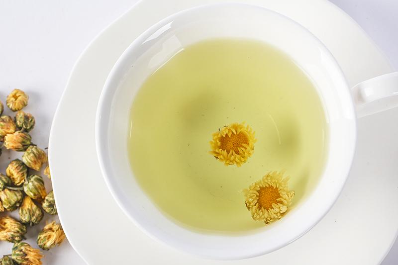 【茶療】養肝明目‧胎菊茶