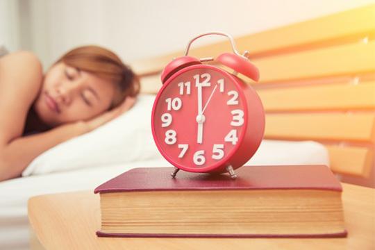 自我測試:你的睡眠質素如何?
