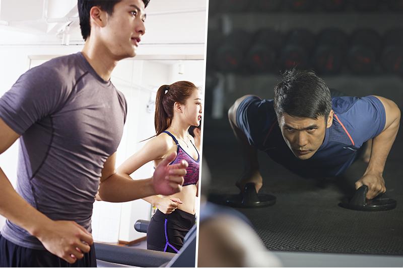 【運動訓練】以有限時間做到無限消脂?