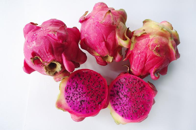 【飲食Q&A】食紅肉火龍果,大小二便現呈粉紅色?
